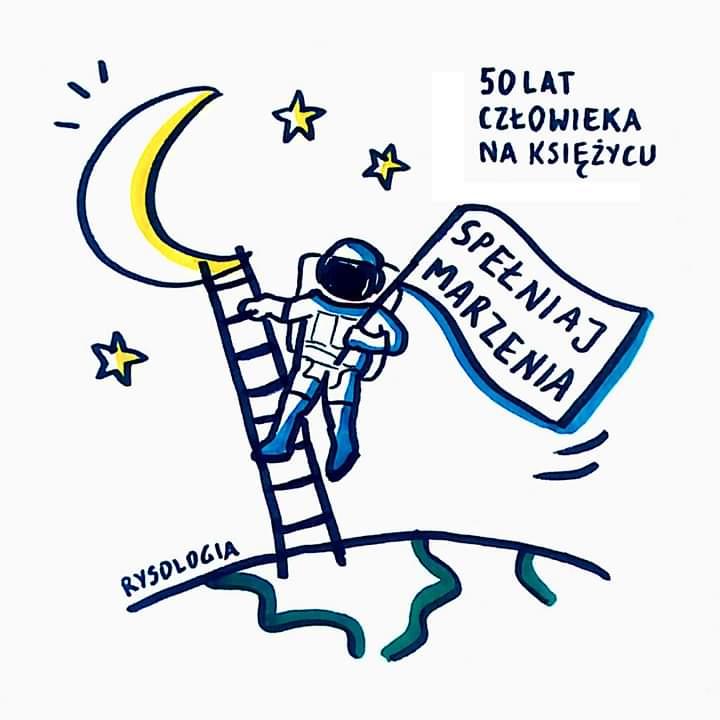 Człowiek na Księżycu