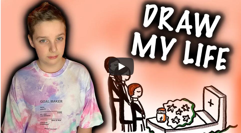 Bracia - Animacja Draw My Life